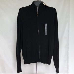 New Dockers men's full zip cardigan sweater